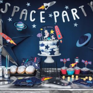 feestversiering-tafelversiering-thema-ruimte-kinderfeestje