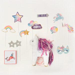 Luxe pakket unicorn