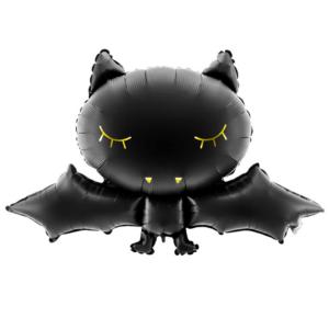 zwarte-grote-matte-vleermuis-halloween