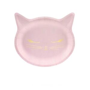 roze-poezen-bordjes-met-goud